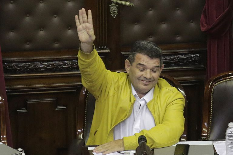Ley Micaela: Alfredo Olmedo fue el único diputado que votó en contra