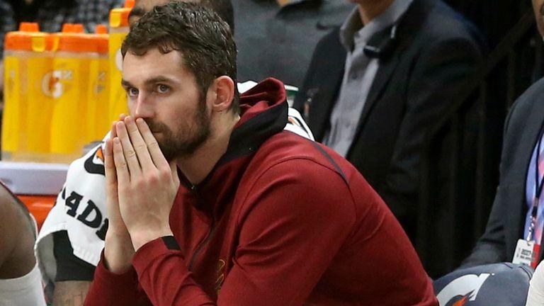 NBA: Kevin Love, de Cleveland, y un duro relato sobre su ataque de pánico