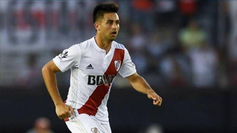 Gonzalo Martínez podría irse de River en esta pretemporada