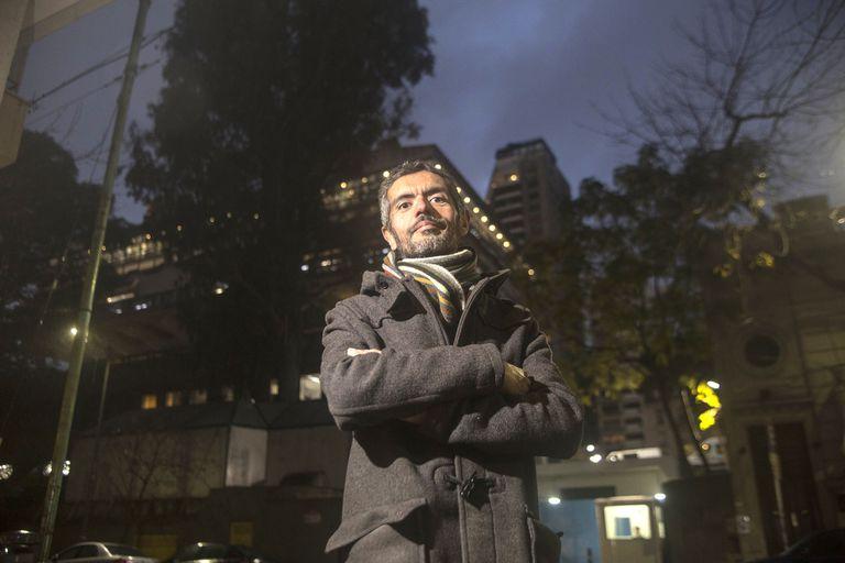 """Leopoldo Brizuela: """"Las obras literarias y los escritores están menospreciados"""""""