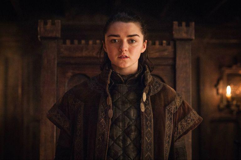 Ayra Stark, ¿la joven podrá hacerse con el trono?