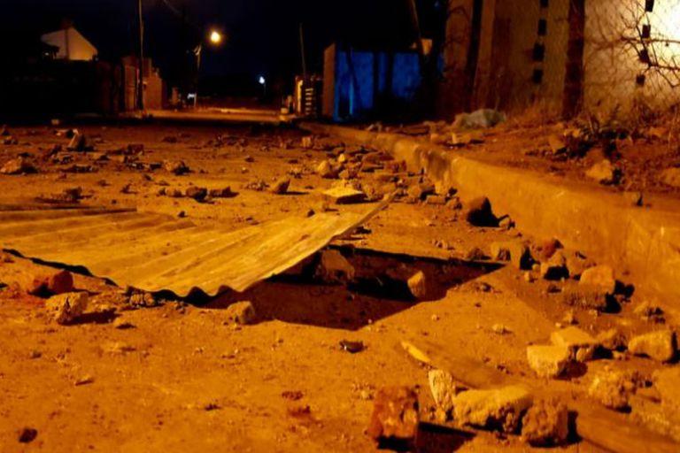 Pueblada en Córdoba. Atacan una comisaría tras el asesinato de un joven