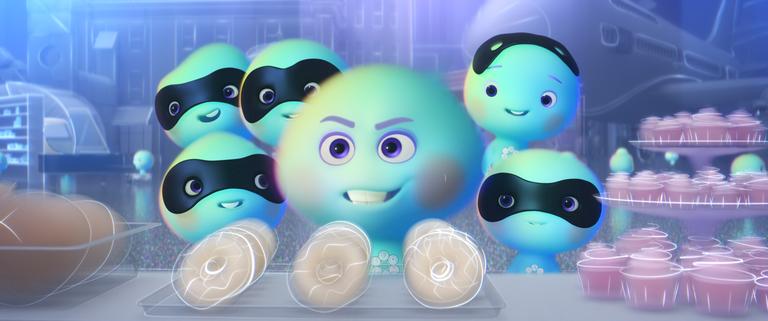 22 contra la Tierra: cómo es la precuela de Soul que hoy llega a Disney+