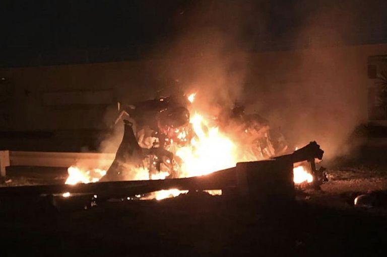 Irak: bombardeo contra un convoy de Hashd al Shaabi cerca del aeropuerto de Bagdad