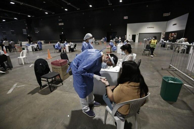 Hasta ayer, los testeos a docentes y personal auxiliar de las escuelas porteñas habían llegado a los 20.000