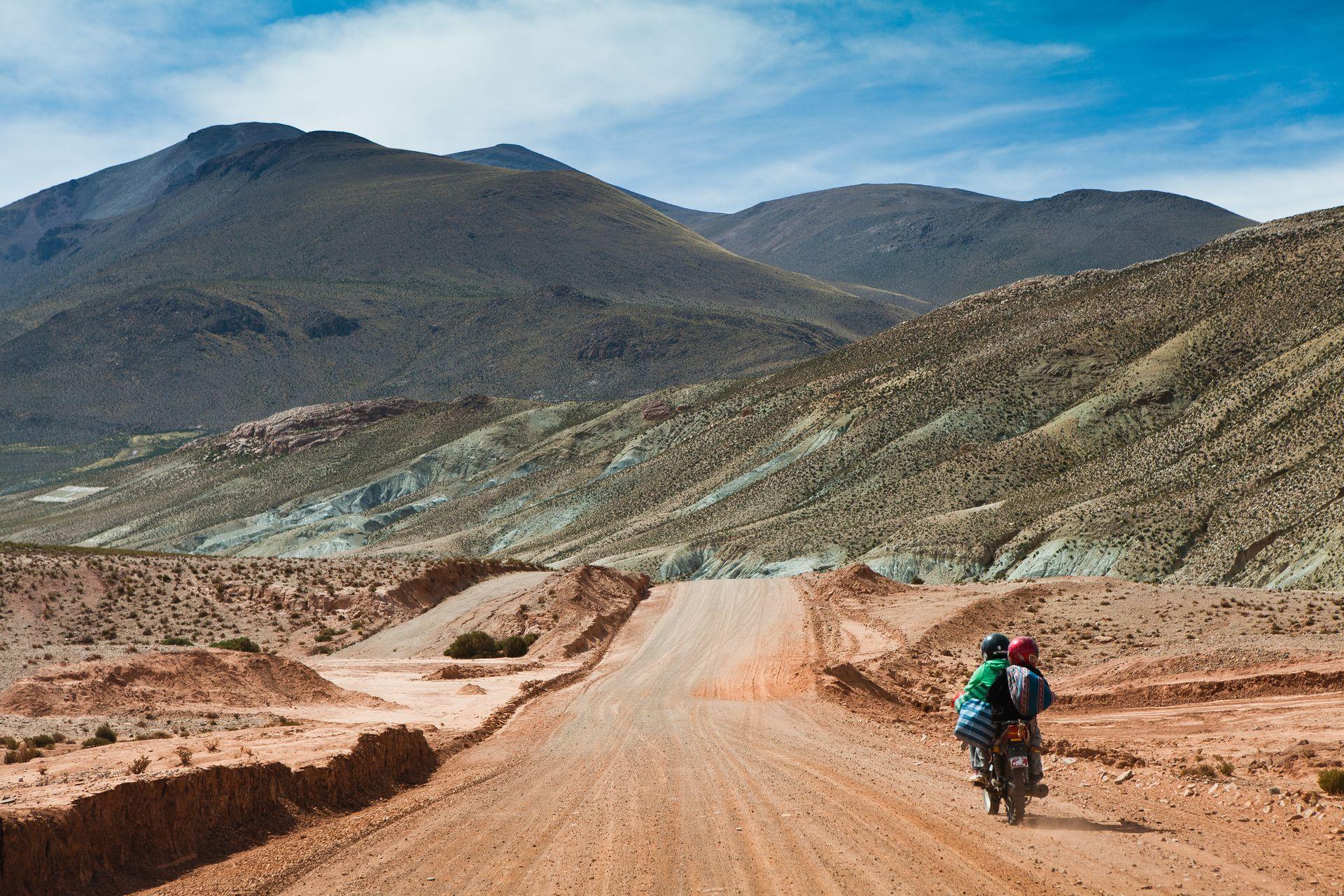 Coranzulí, Jujuy. El tramo más norteño de la 40 es el más complejo de todo el recorrido, pero la dificultad se compensa con los paisajes alucinantes de la puna.