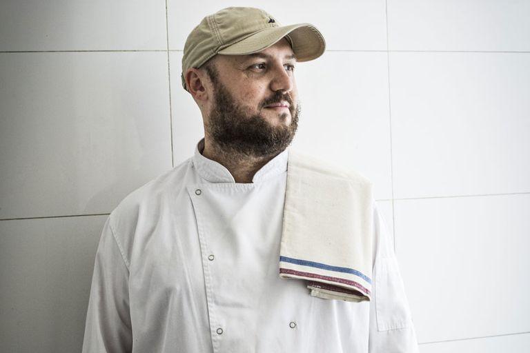 El chef Dante Liporace, un emprendedor serial del mundo gastronómico