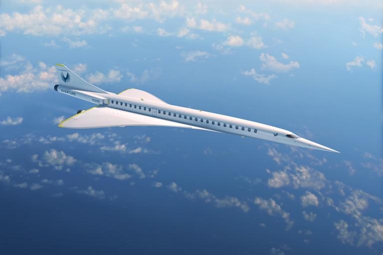 El objetivo es que el avión sea 100% neutro en carbono desde sus inicios