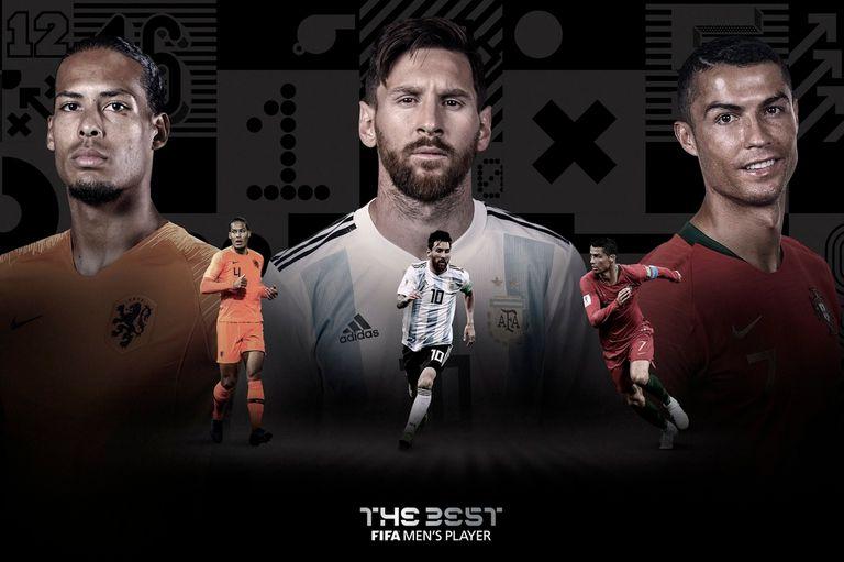 Messi, Pochettino y Juanfer Quintero, finalistas en los premios de la FIFA