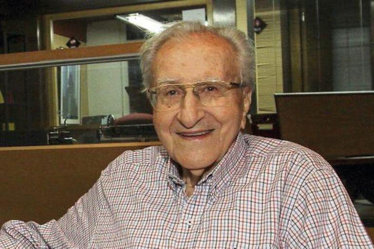 El régisseur Constantino Juri murió a los 96 años, por coronavirus, en Madrid