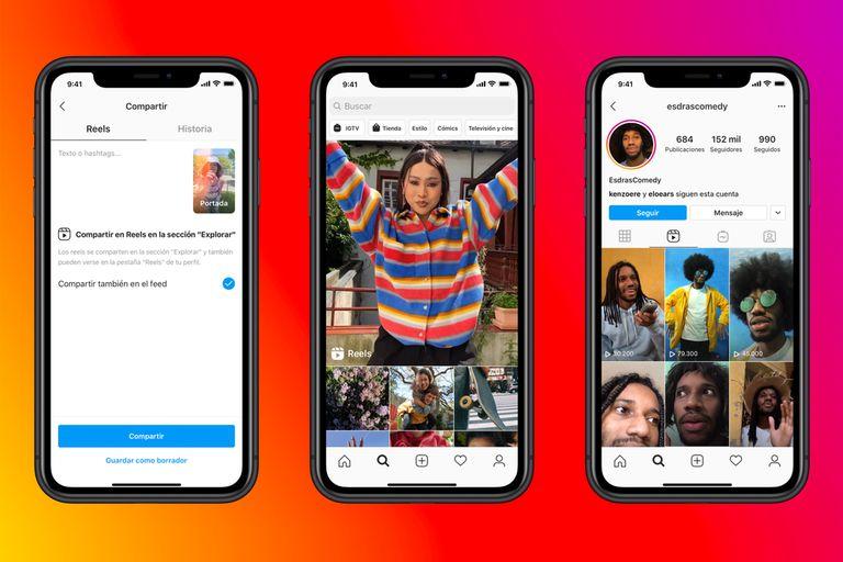 Instagram Reels: qué es y porqué sumarlo a tu estrategia de marca