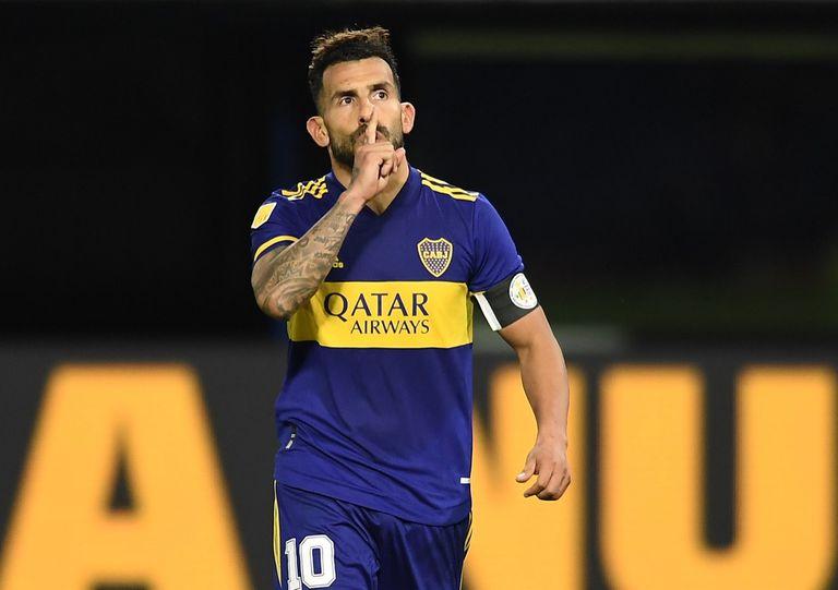 Tevez pide silencio; Boca necesita ganar para no complicarse
