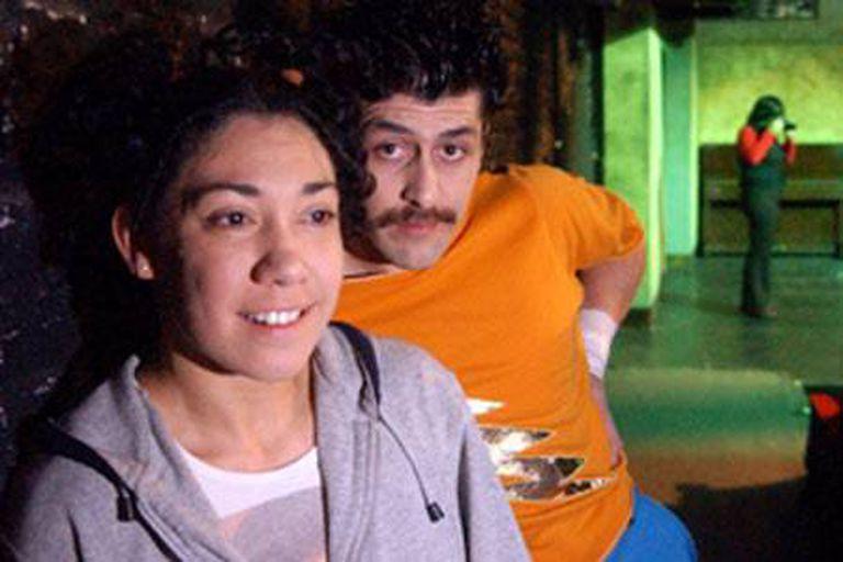 Luciana Acuña y Luis Biasotto, la dupla creativa que fundó los Krapp que, desde No me besabas, de 1998, nunca paró de producir trabajos que recorrieron festivales de todo el mundo