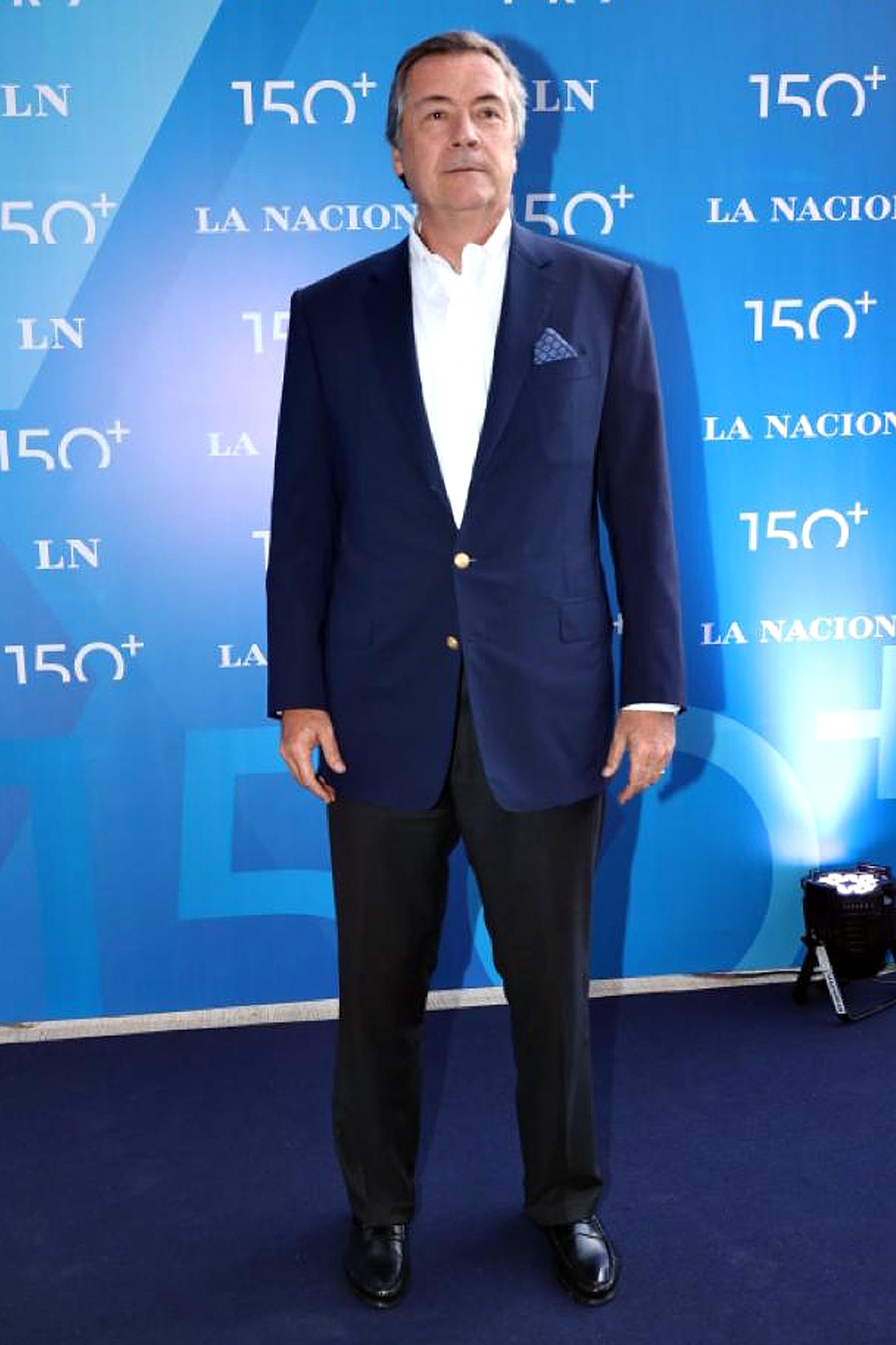 Enrique Cristofani del Banco Santander