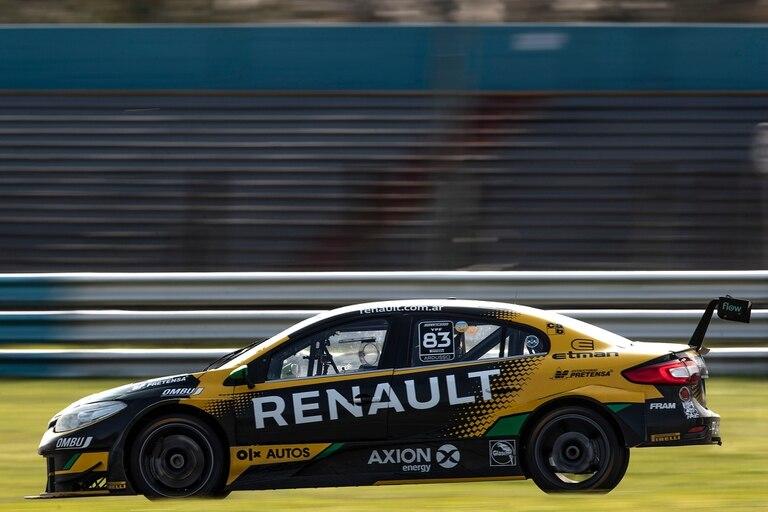De octavo a ganador: Facundo Ardusso ejecutó una tarea brillante en el autódromo Oscar y Juan Gálvez, de Buenos Aires