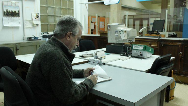 Roberto Testa, tesorero del municipio