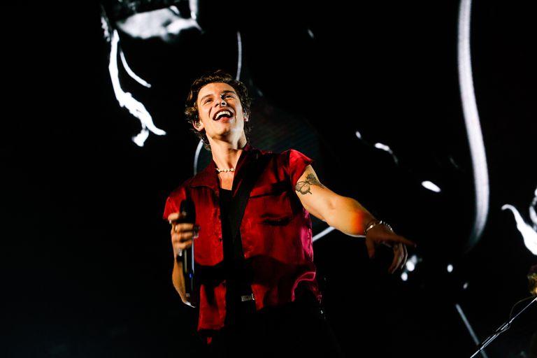 Shawn Mendes sacudió el Movistar Arena en su debut en Buenos Aires