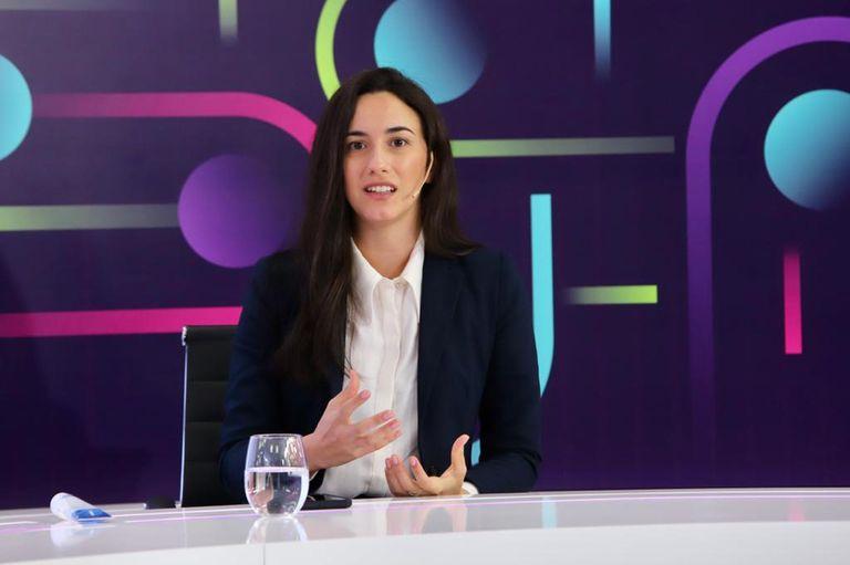 Verónica Silva, fundadora de la Apprendo.