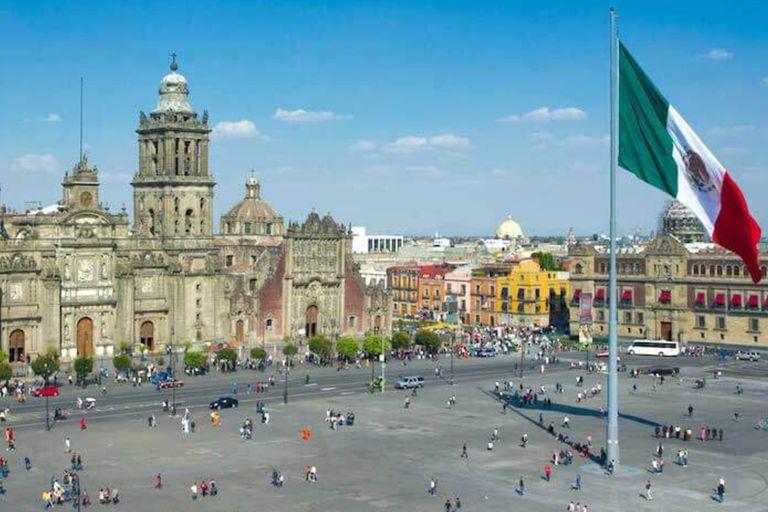 Una de las mayores tragedias en la historia de Ciudad de México hizo que sus autoridades se plantearan construirla desde cero en otro lugar