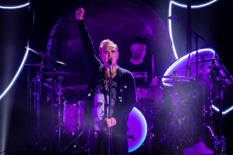 Morrissey en DirecTV Arena: cerca de la perfección