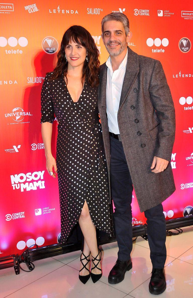 Julieta Díaz y Pablo Echarri, los protagonistas