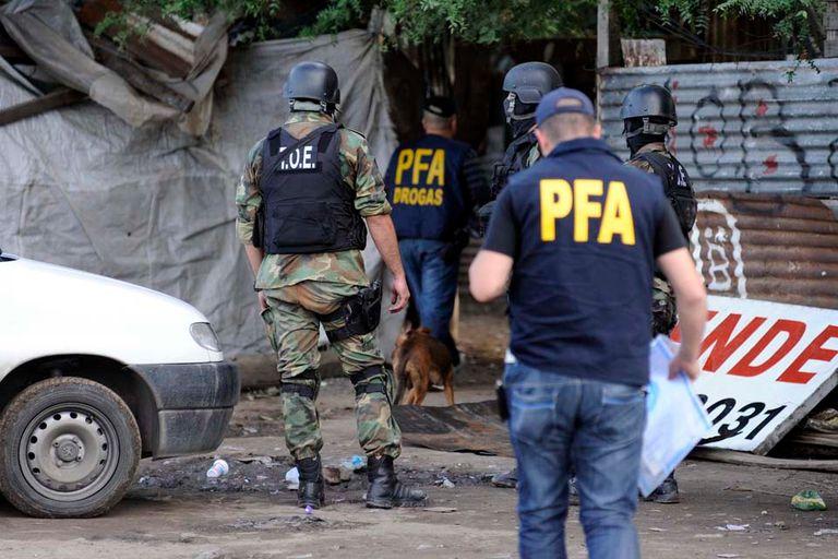 El secretario de Seguridad, Sergio Berni, dijo que en Rosario empezaron a ocupar lugares que antes ocupaban los narcos