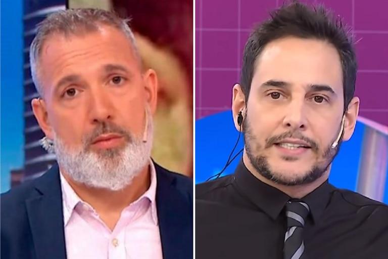 Rodrigo Lussich cruzó a Pablo Duggan por el caso de María Marta García Belsunce