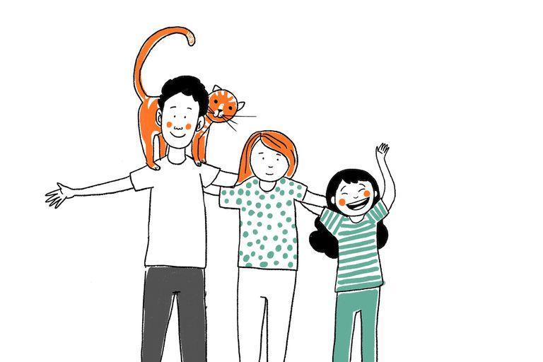 A Daniel, Jazmín y Renata les encantaría tener una mascota