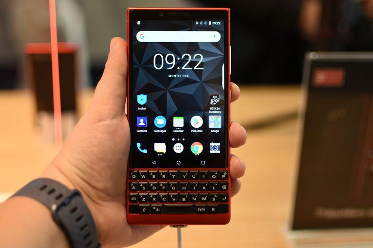 Vuelve BlackBerry: en 2021, con teclado y 5G