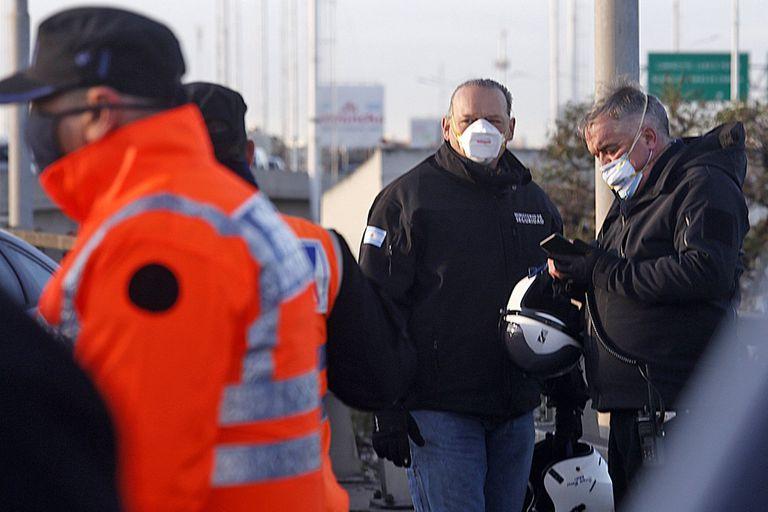 El ministro de Seguridad bonaerense identificó la fuerza con la protesta de hace dos semanas y dijo que se encamina a desaparecer