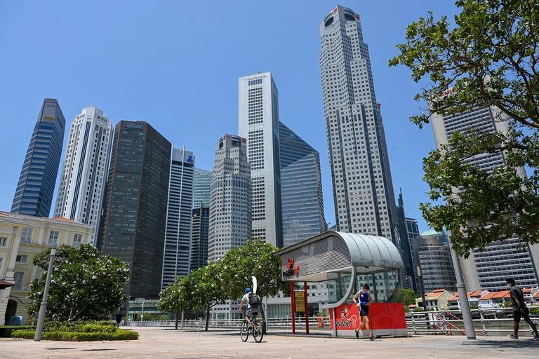 Singapur reemplazó a Nueva Zelanda como el mejor lugar para estar durante la pandemia de coronavirus, según el índice de resiliencia de Bloomberg