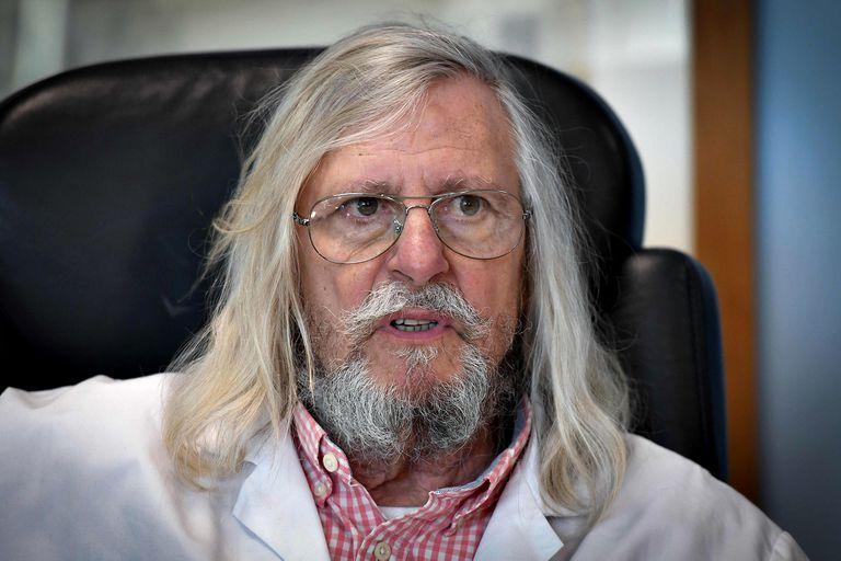 El especialista asegura que un medicamento contra el paludismo puede curar el Covid-19