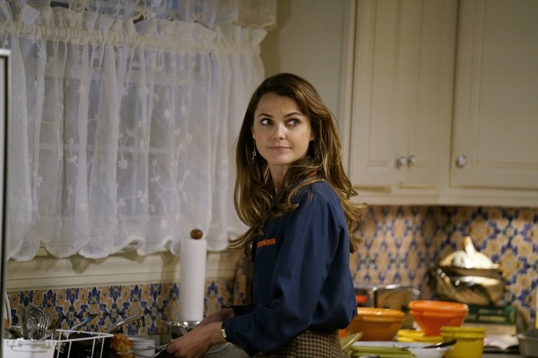 Keri Russell interpreta a Elizabeth Jennings en The Americans