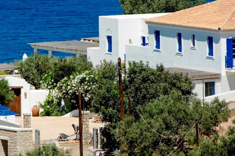 Las vacaciones de Máxima y Guillermo: cómo es su residencia de verano en Grecia