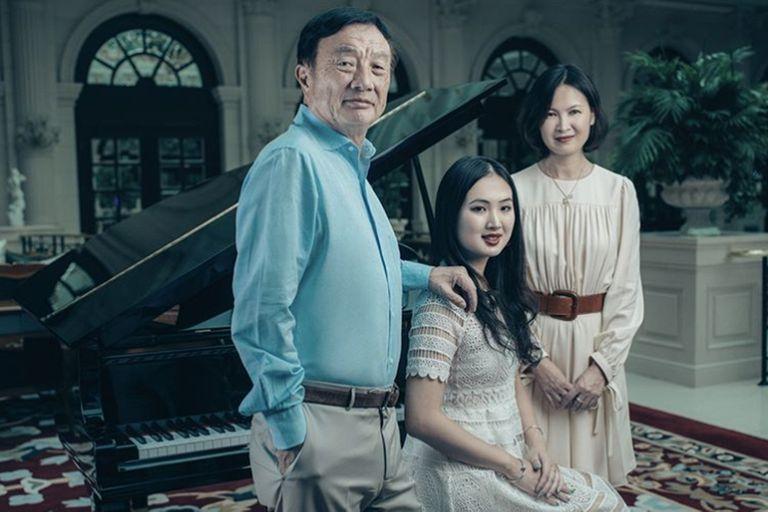 Huawei, la vida de la millonaria dinastía china dueña del gigante tecnológico