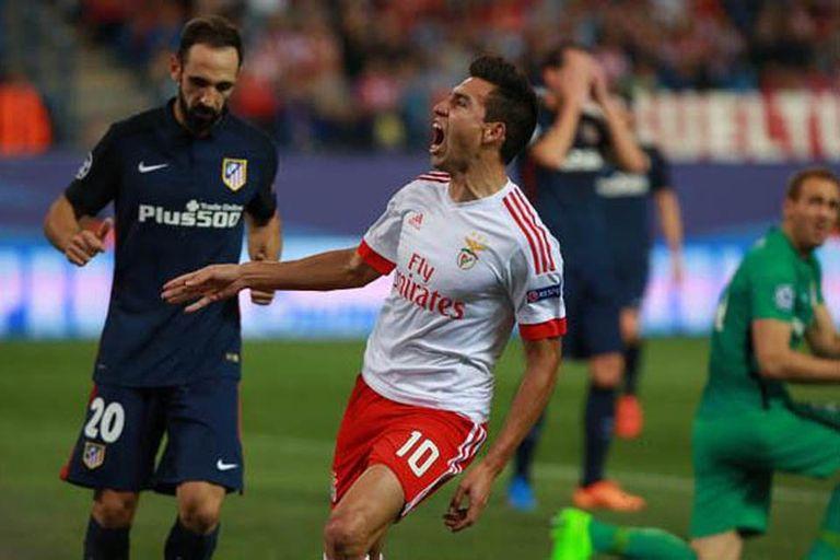 Nico Gaitán a un paso del Atlético