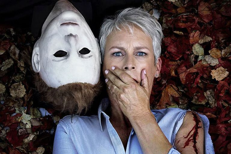Halloween Kills: Jamie Lee Curtis y la primera imagen del nuevo film de la saga