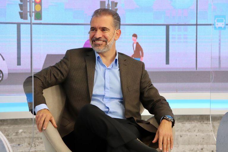 Mauricio Martin, vicepresidente de Downstream de YPF