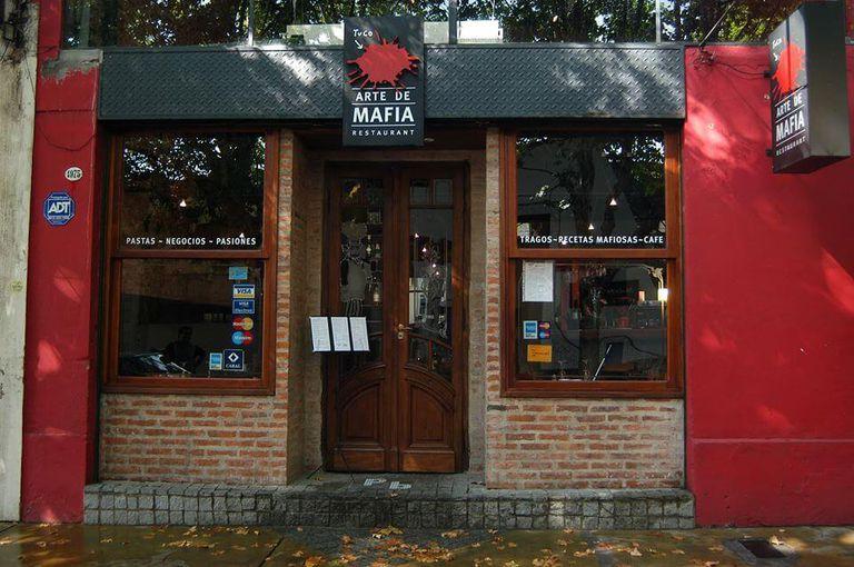 El pesto de almendras de Arte de Mafia es legendario