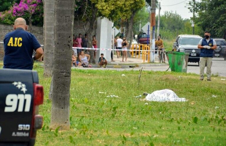 Marcelo Procoop fue asesinado en el cementerio donde fue a despedir los restos de su hermano que mataron el sábado.