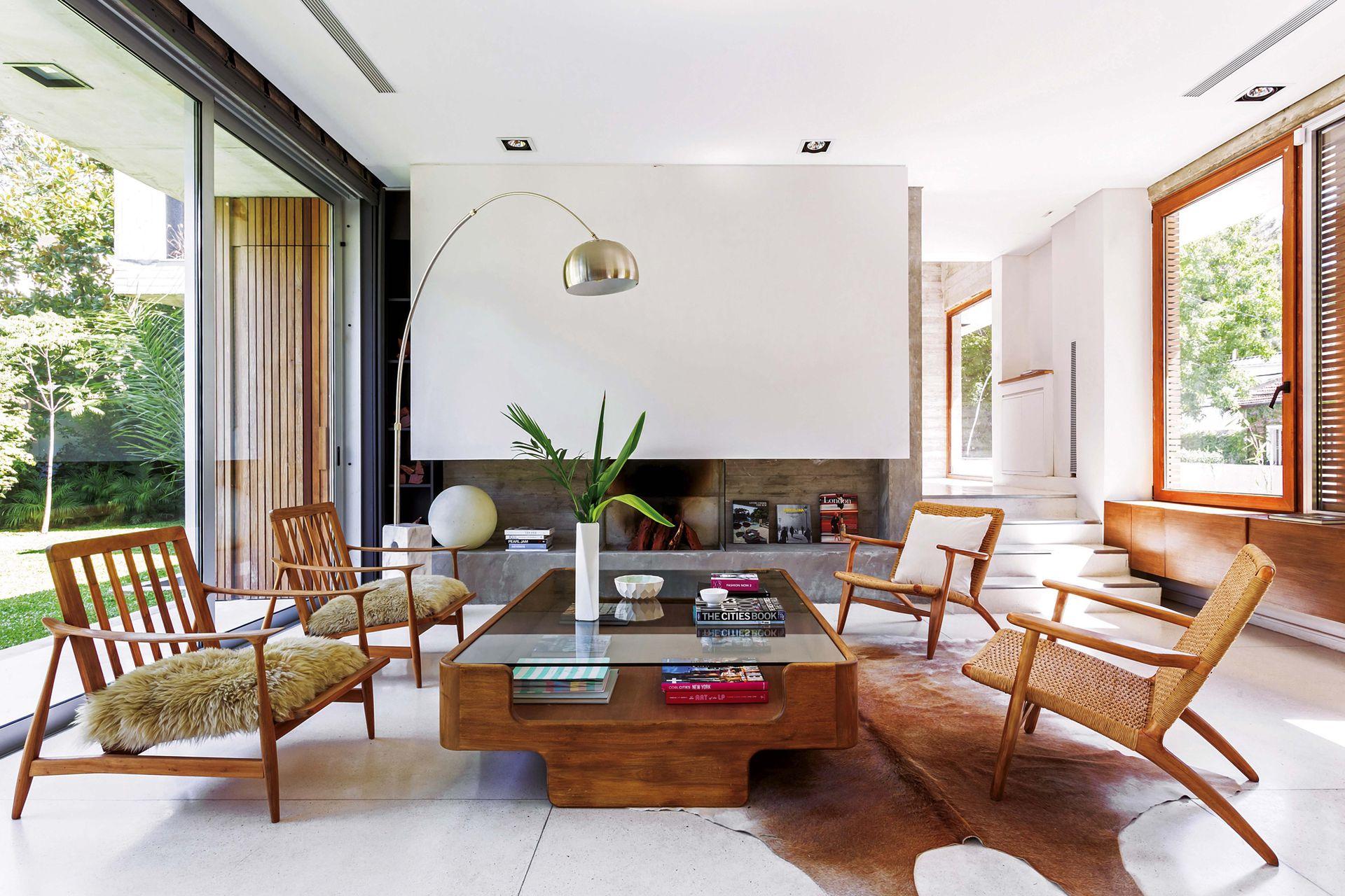 La mesa ratona es un diseño de Florencia Troiano.