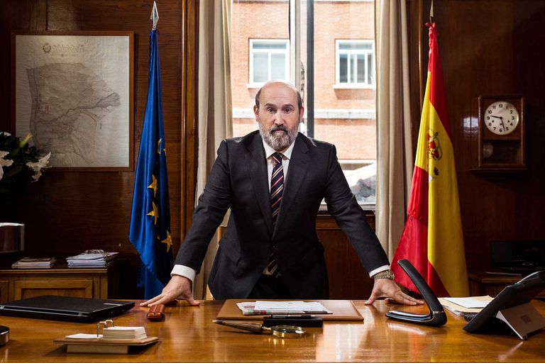 Javier Cámara en Vota Juan
