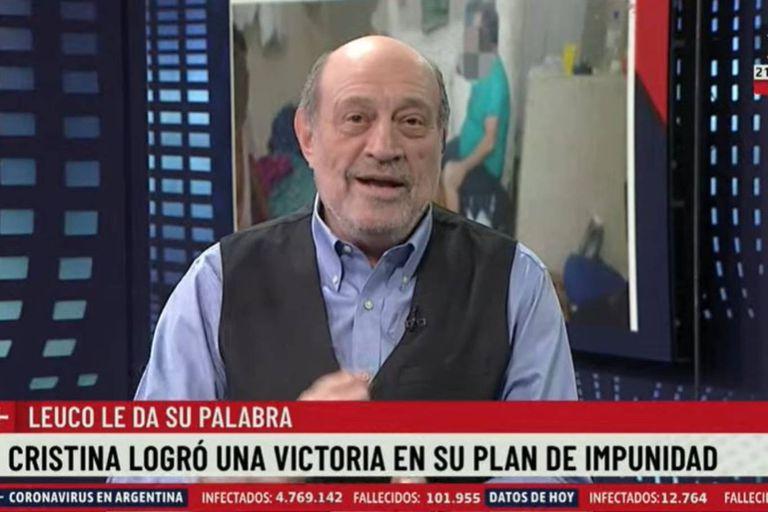 Alfredo Leuco se refirió a la audiencia pública por la causa AMIA que protagonizó el viernes pasado la vicepresidenta Cristina Kirchner
