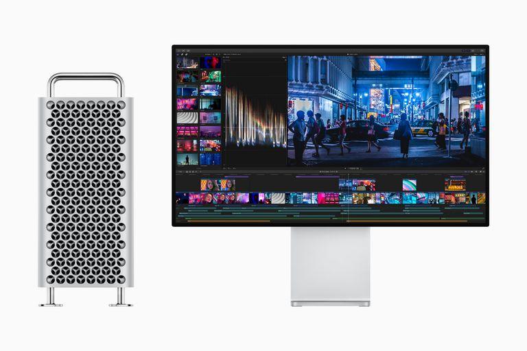 La Mac Pro y el monitor de 5000 dólares también salen a la venta en Estados Unidos en diciembre