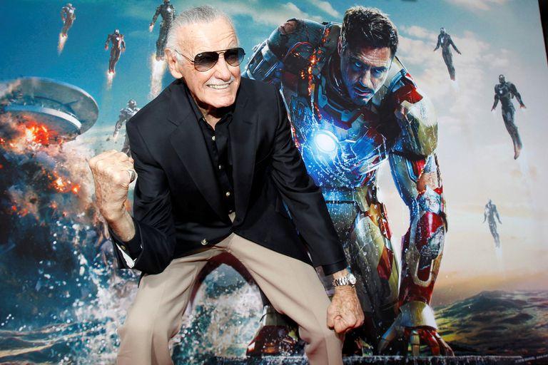 Adiós a Stan Lee, el fabricante de superhéroes