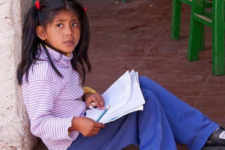 Unicef pide que se reabran los colegios y de esa forma de evitar que los niños pierdan otro año escolar.