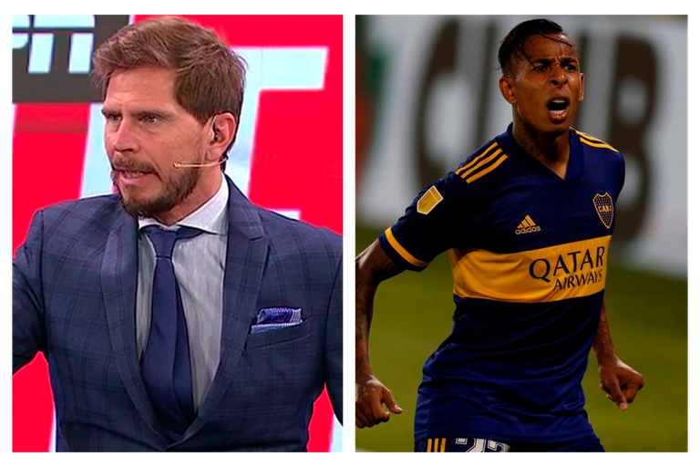Vignolo explotó contra Villa por su abrupta salida de Boca
