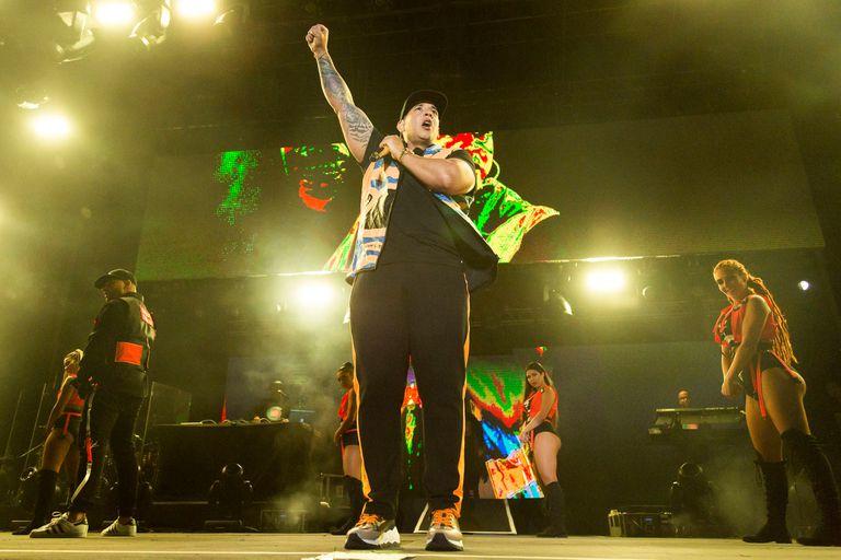 Ante 17 mil personas, The Big Boss confirmó su vigencia de la mano de un show impactante y cargado de grandes éxitos.