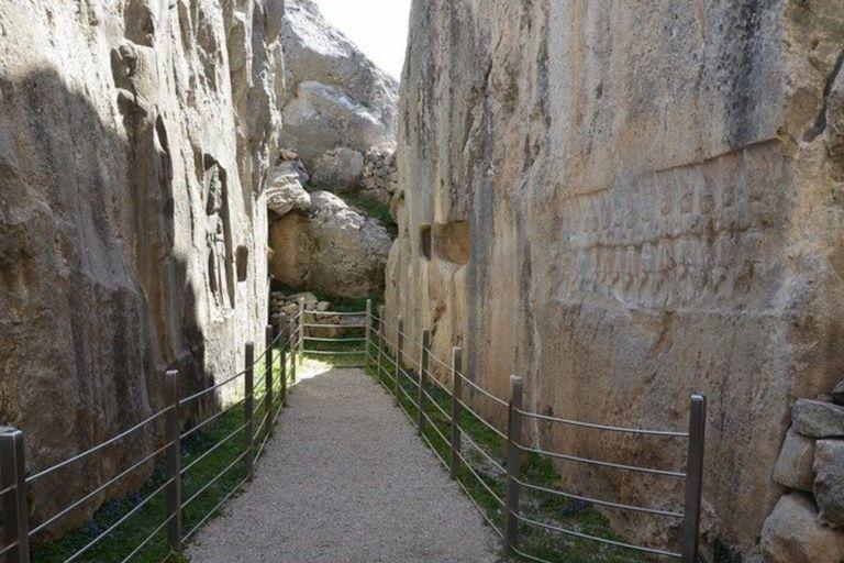 Aunque tienen algunas certezas, los investigadores todavía no saben con exactitud por qué fue construido el santuario ni para qué fue utilizado