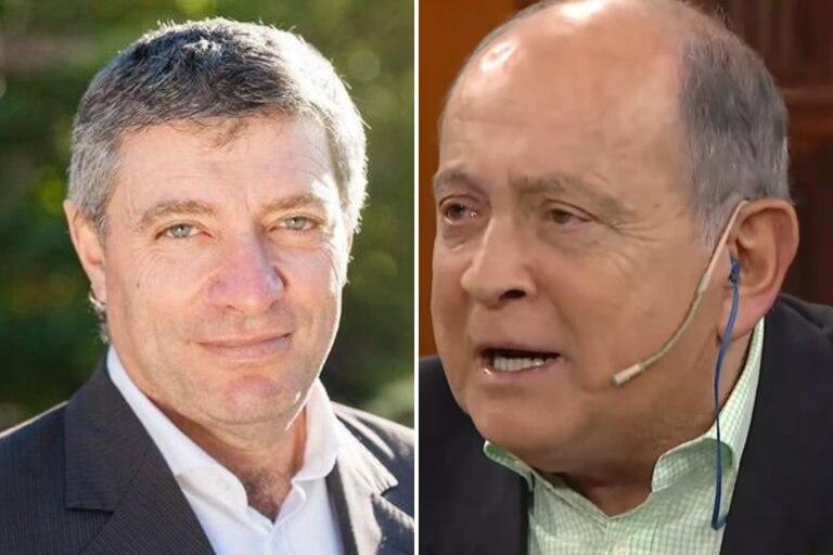 """Chiche Gelblung cruzó al diputado Juan Carlos Giordano: """"Sos un ignorante"""""""